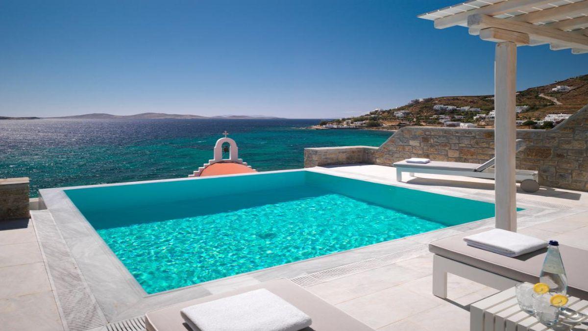 Ξενοδοχείο Mykonos Grand Hotel & Resort δωμάτιο
