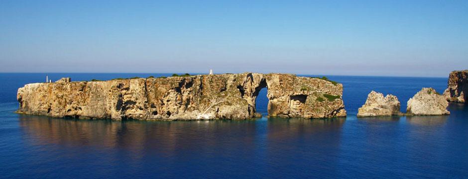 Νήσος Φανάρι στην Πύλο
