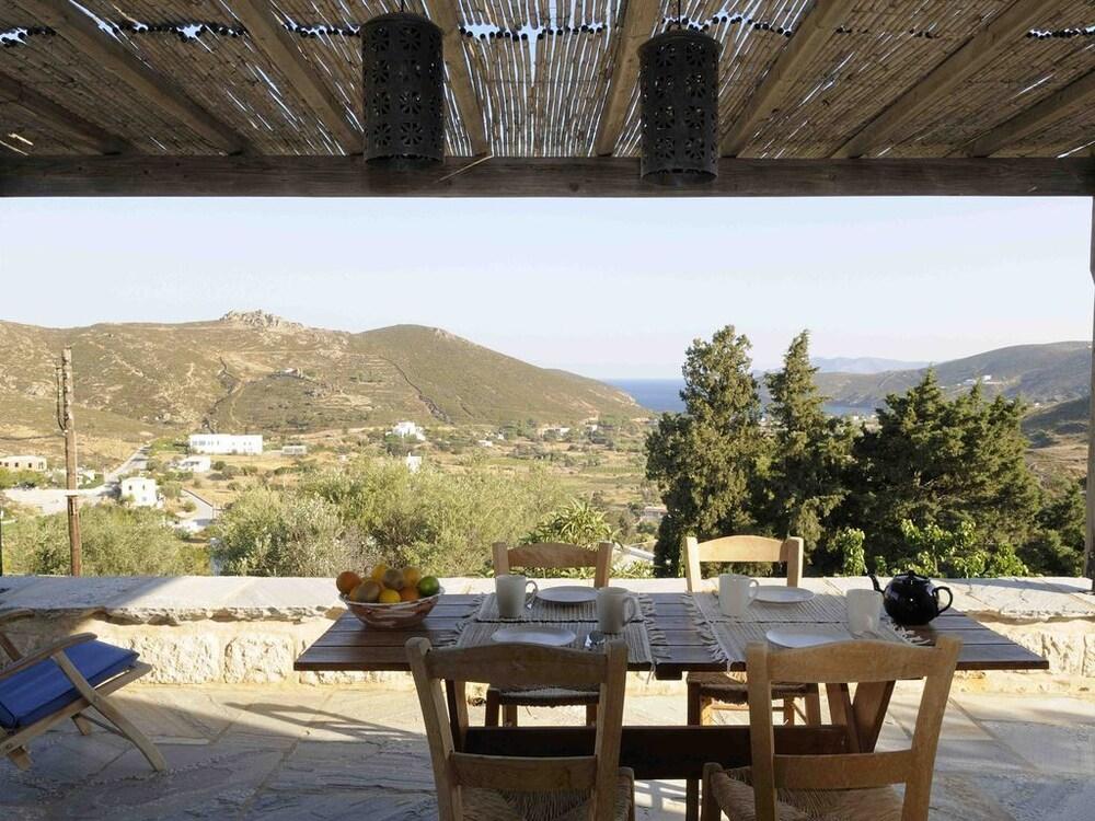 Patmos villa θέα