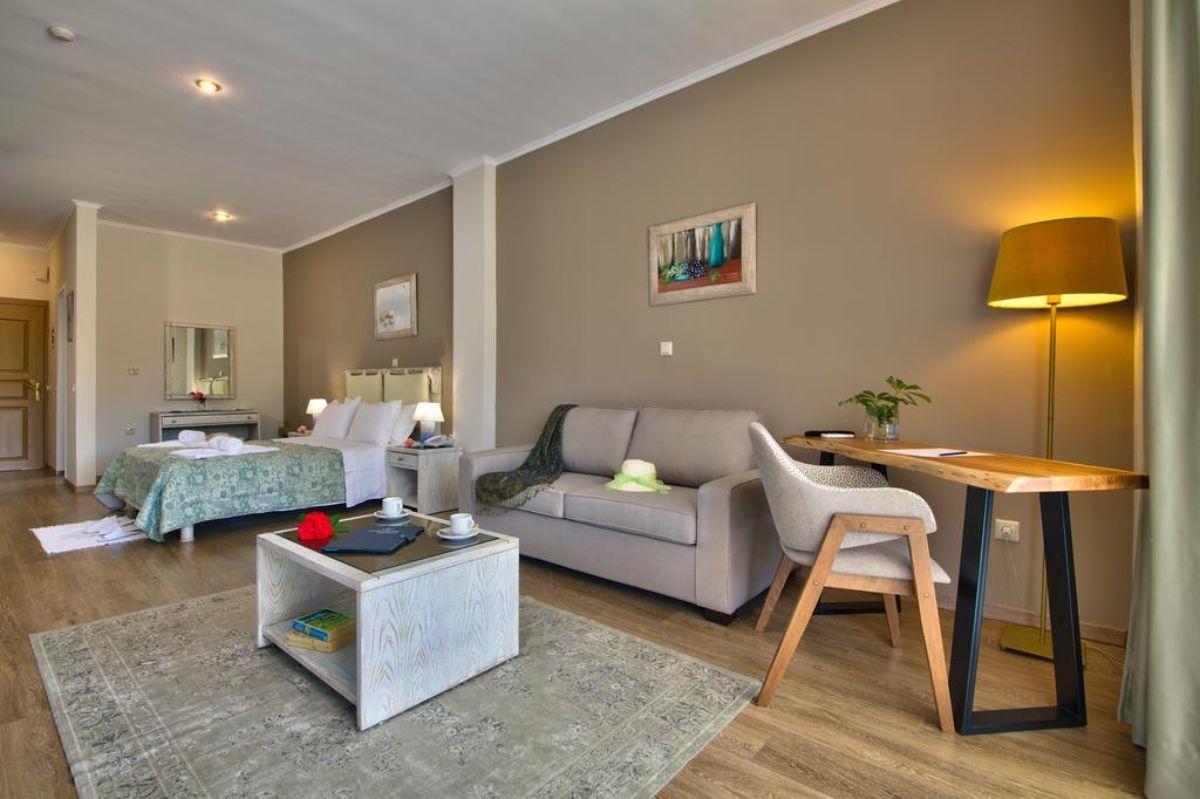 Paxos Club Resort & SPA δωμάτιο