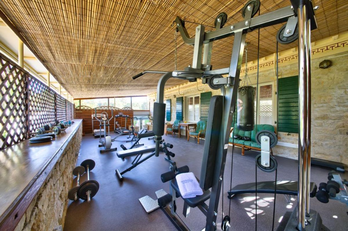 Paxos Club Resort & SPA γυμναστήριο