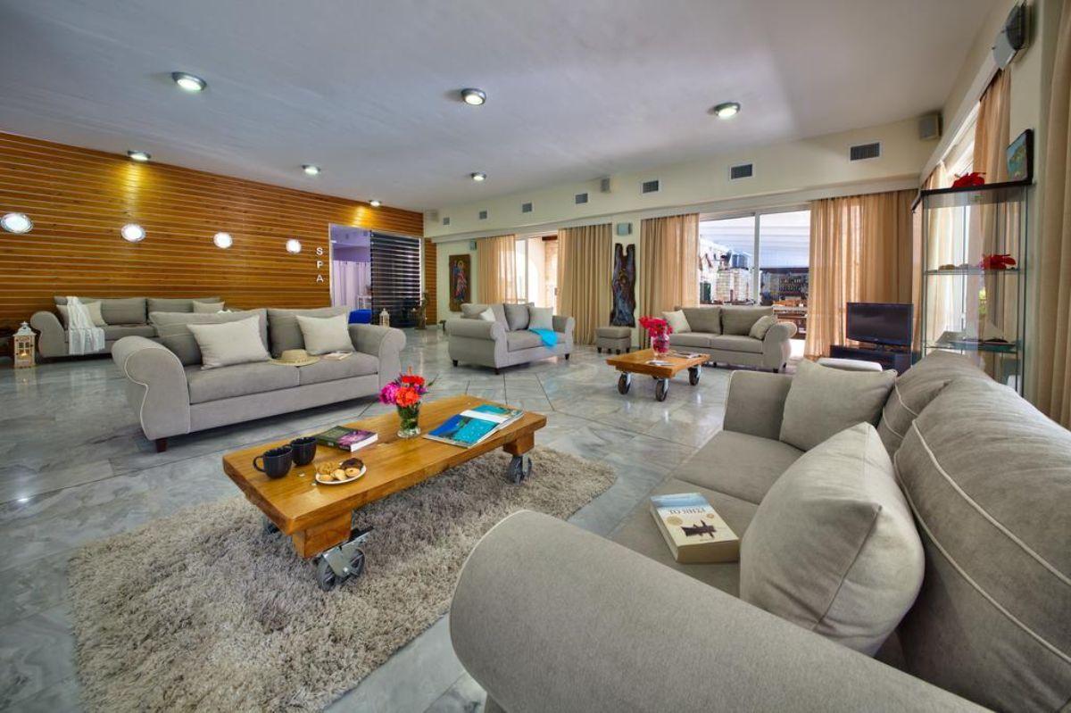 Paxos Club Resort & SPA σαλόνι