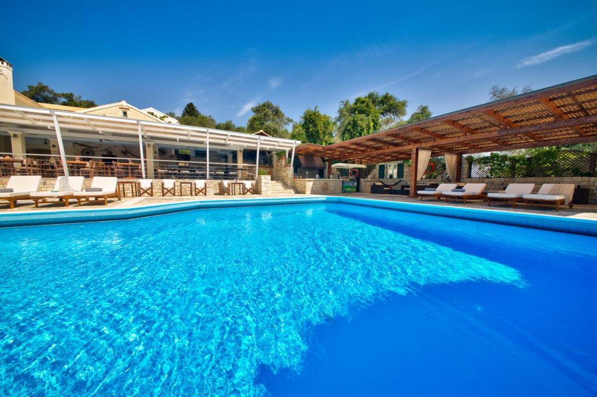 Paxos Club Resort & SPA πισινα
