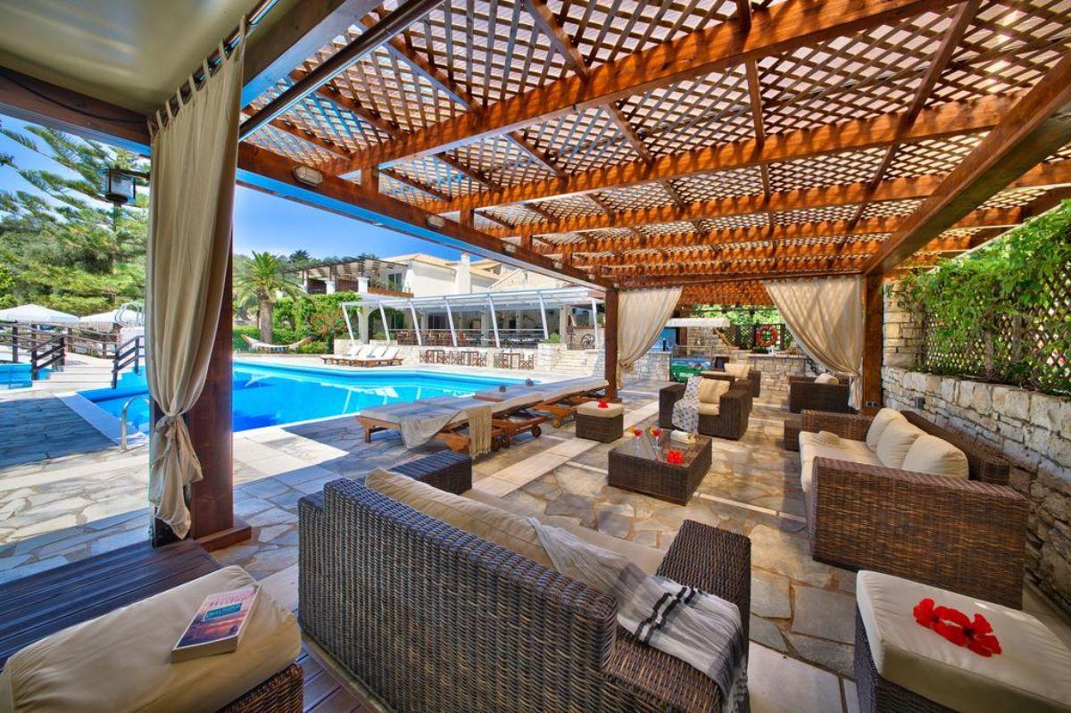 Paxos Club Resort & SPA σαλόνι εξωτερικό