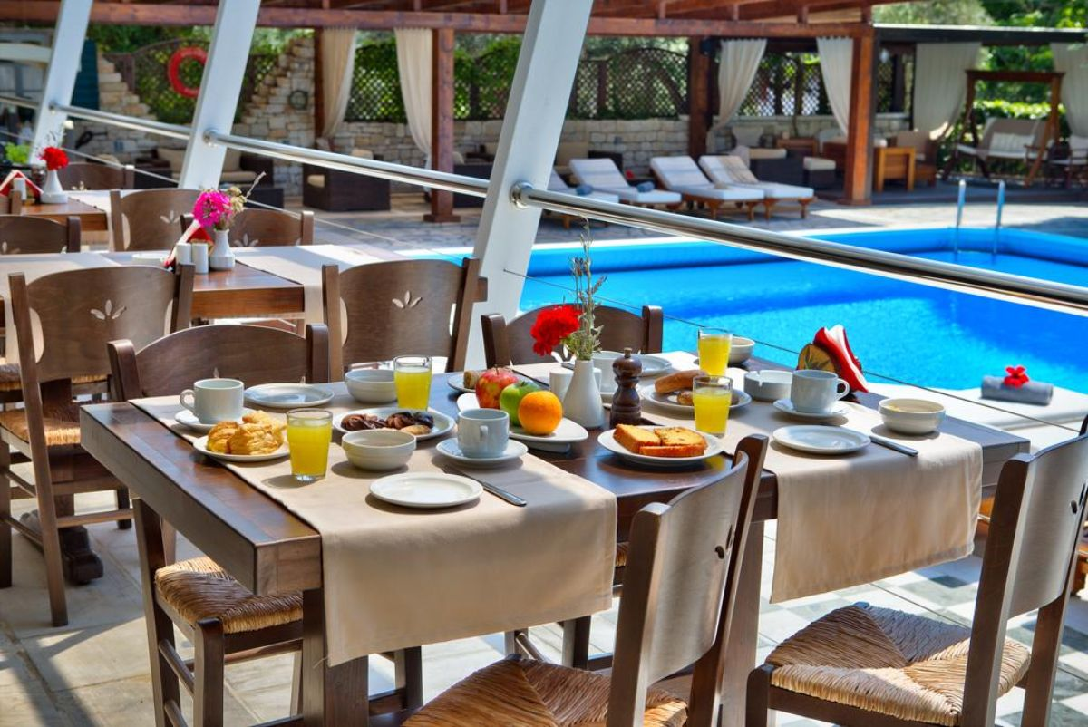 Paxos Club Resort & SPA εστιατόριο