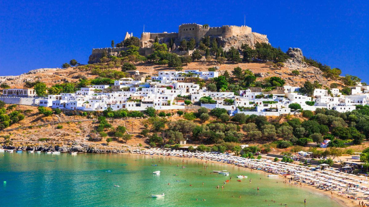 ρόδος ξενοδοχεία που πλήττονται από την μείωση του τουρισμού