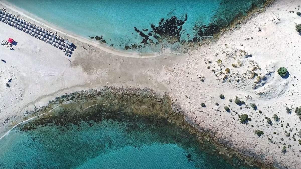 ελαφόνησος παραλία σίμου