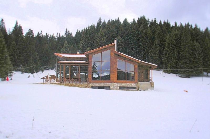 Χιονοδρομικό κέντρο για δραστηριότητες τον χειμώνα και όχι μόνο