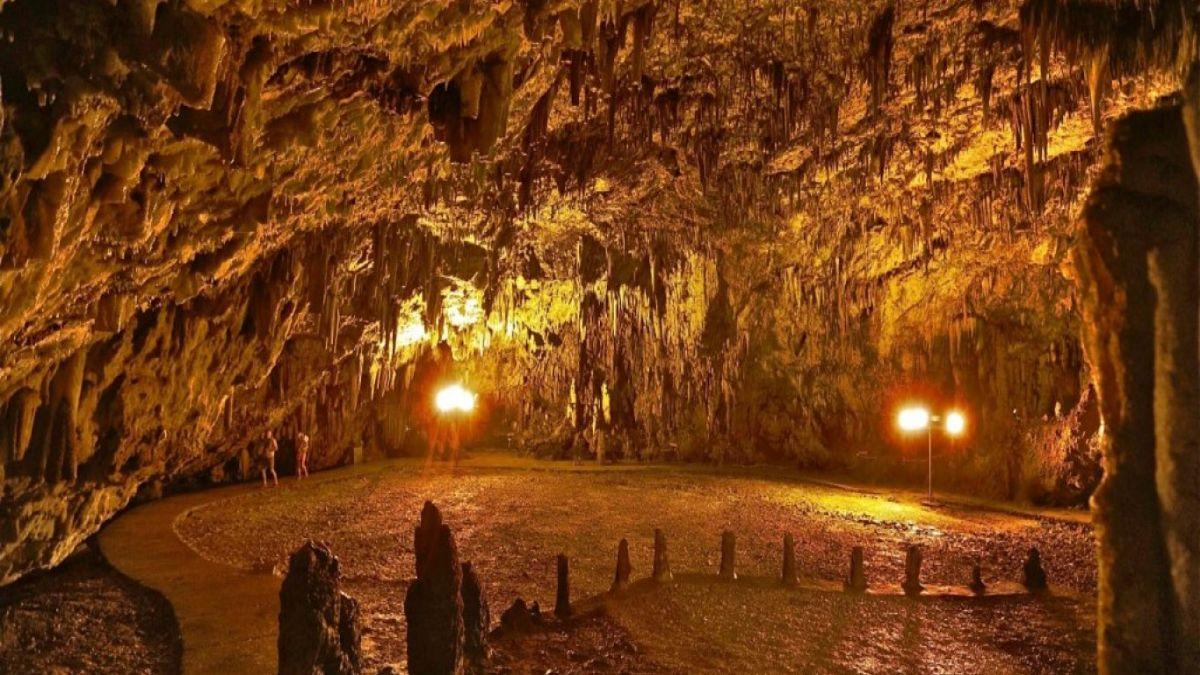 Σπήλαιο της Δρογκαράτης
