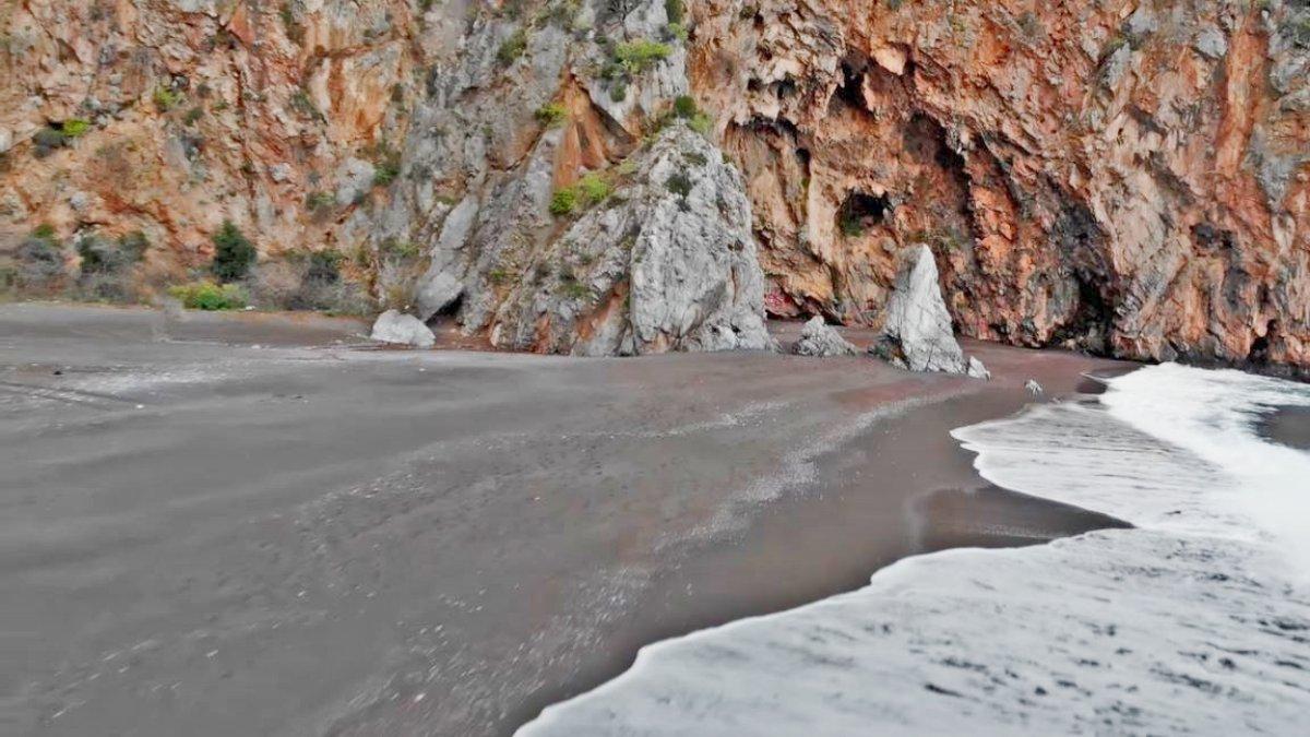 Παραλία Λιμνιώνα, Εύβοια