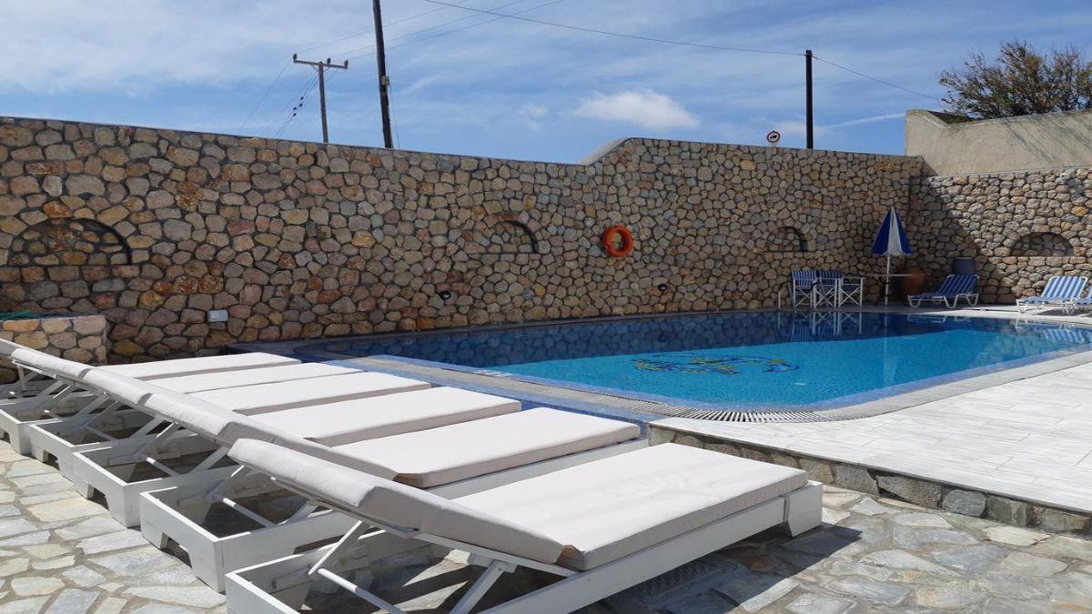 Stavros Villas πισίνα