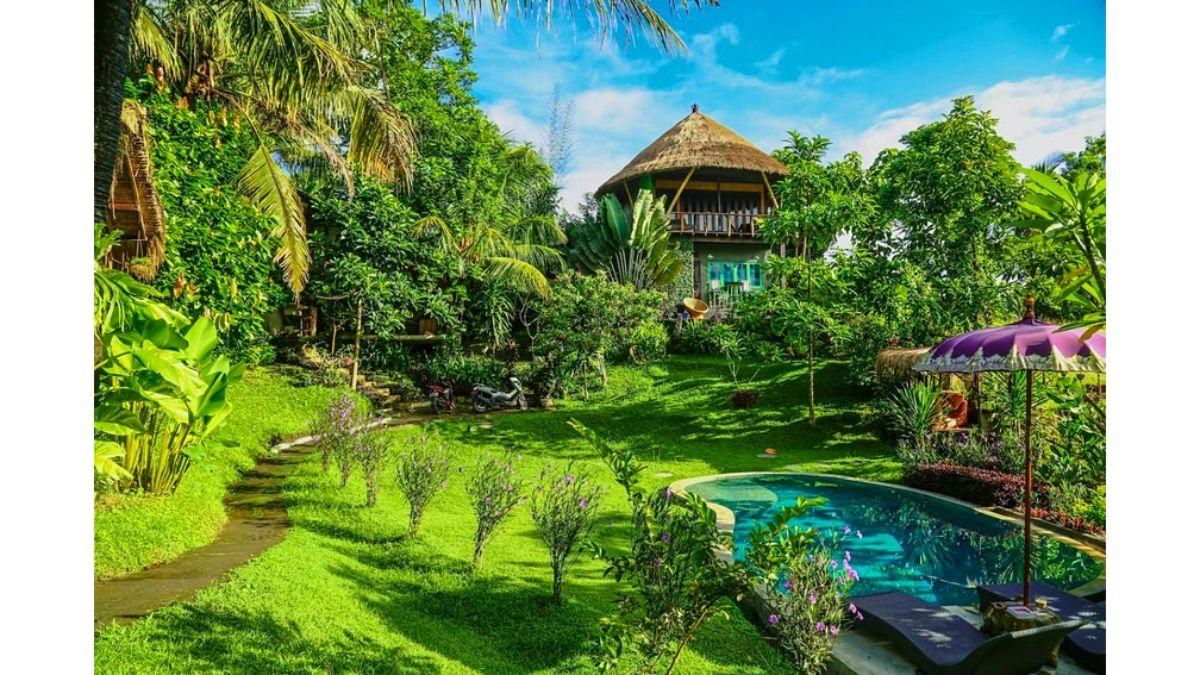 Treehouse στο Μπαλί