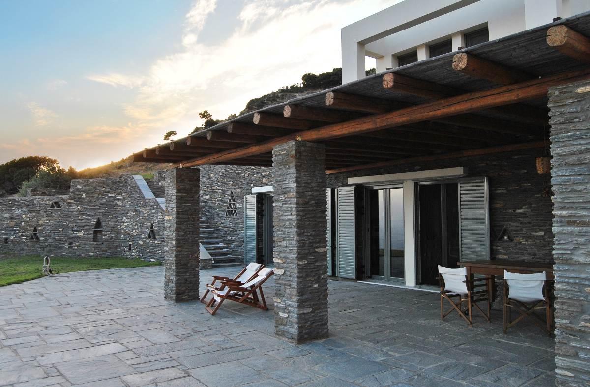 Villa Melissa Andros