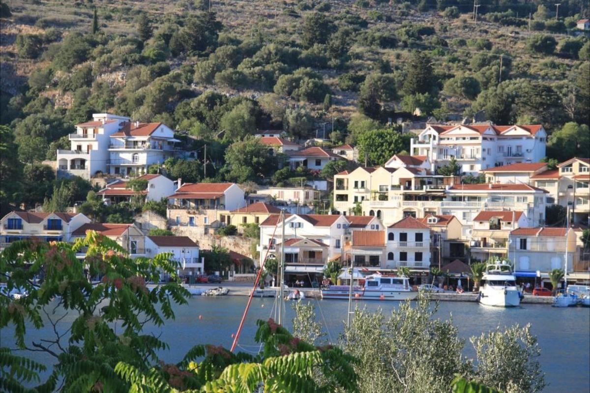 Η υπέροχη τοποθεσία της Villa Pilali