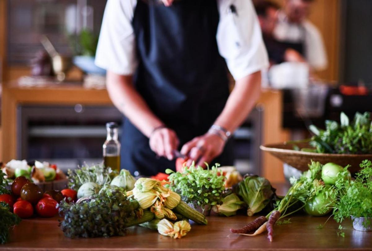 Westin Resort Costa Navarino ποιοτικό φαγητό