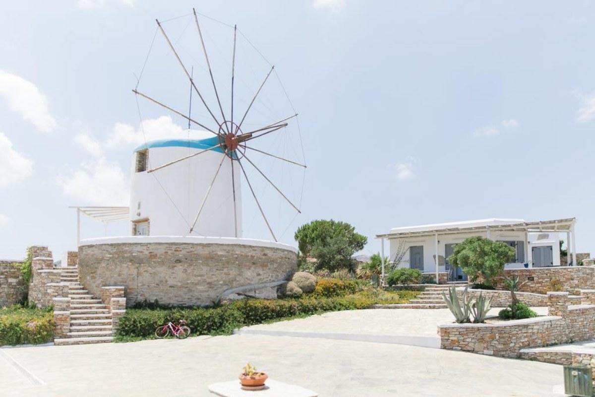 Ανεμόμυλος στο Windmill Bella Vista