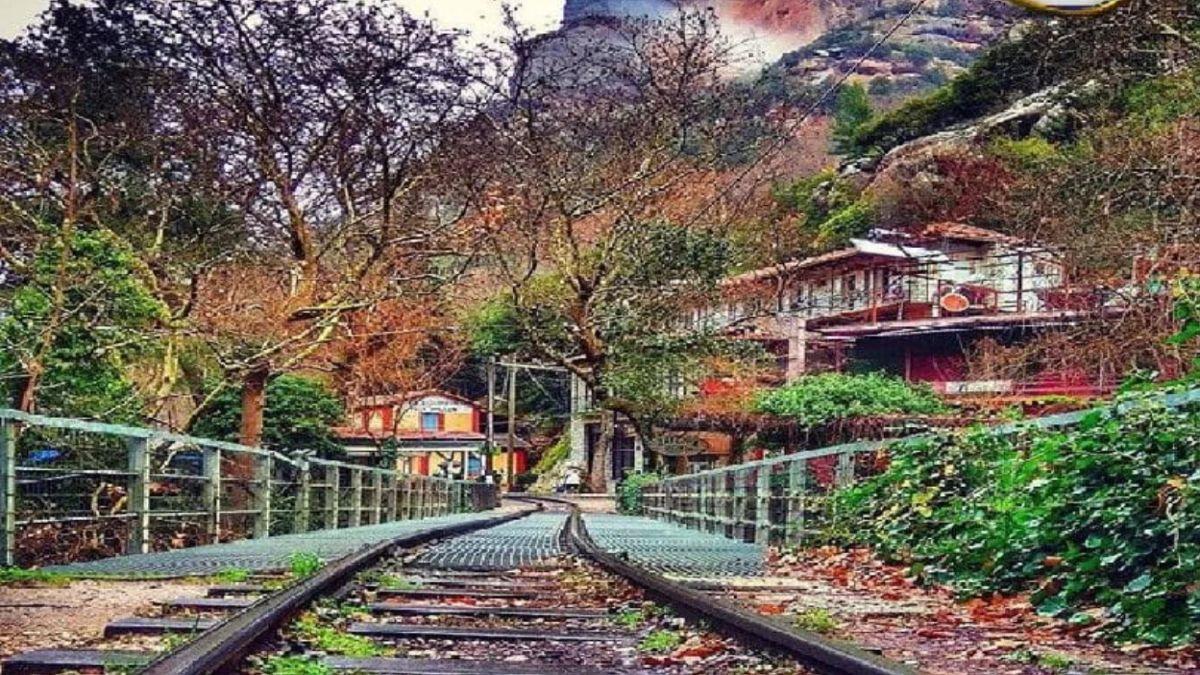 Ζαχλωρού όμορφο χωριό Πελοπόννησος