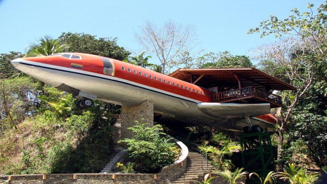 Αεροσκάφος ξενοδοχείο