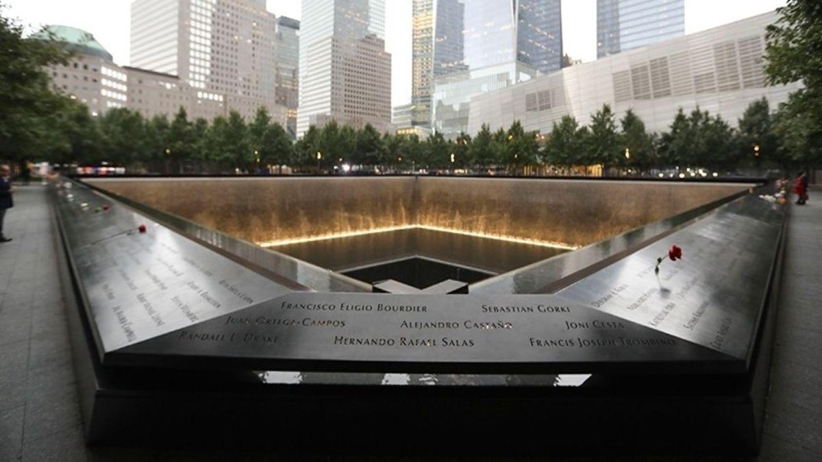 Μνημείο 11ης Σεπτεμβρίου, Νέα Υόρκη