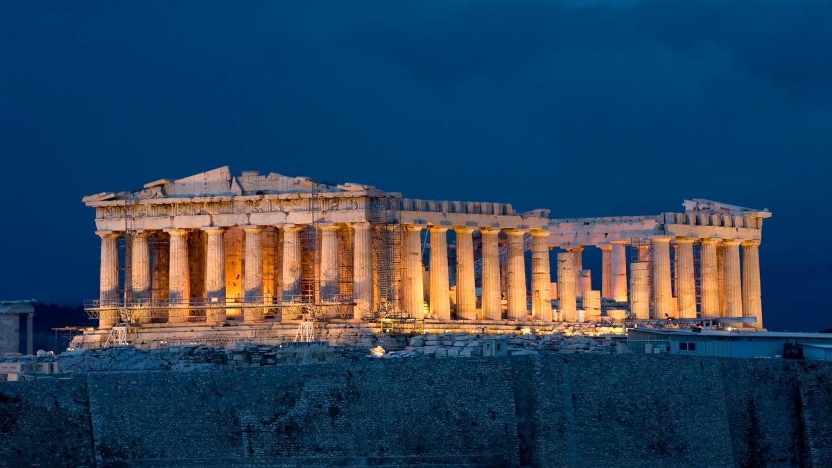 Η Ακρόπολη είναι βασικό αξιοθέατο στην Αθήνα που είναι ιδανικός προορισμός για Νοέμβριο