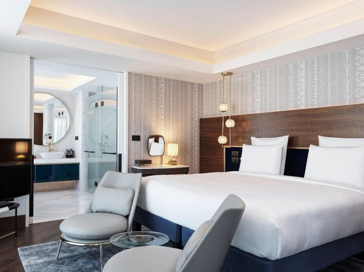 Τα εκπληκτικά δωμάτια του Athens Capital Hotel - MGallery