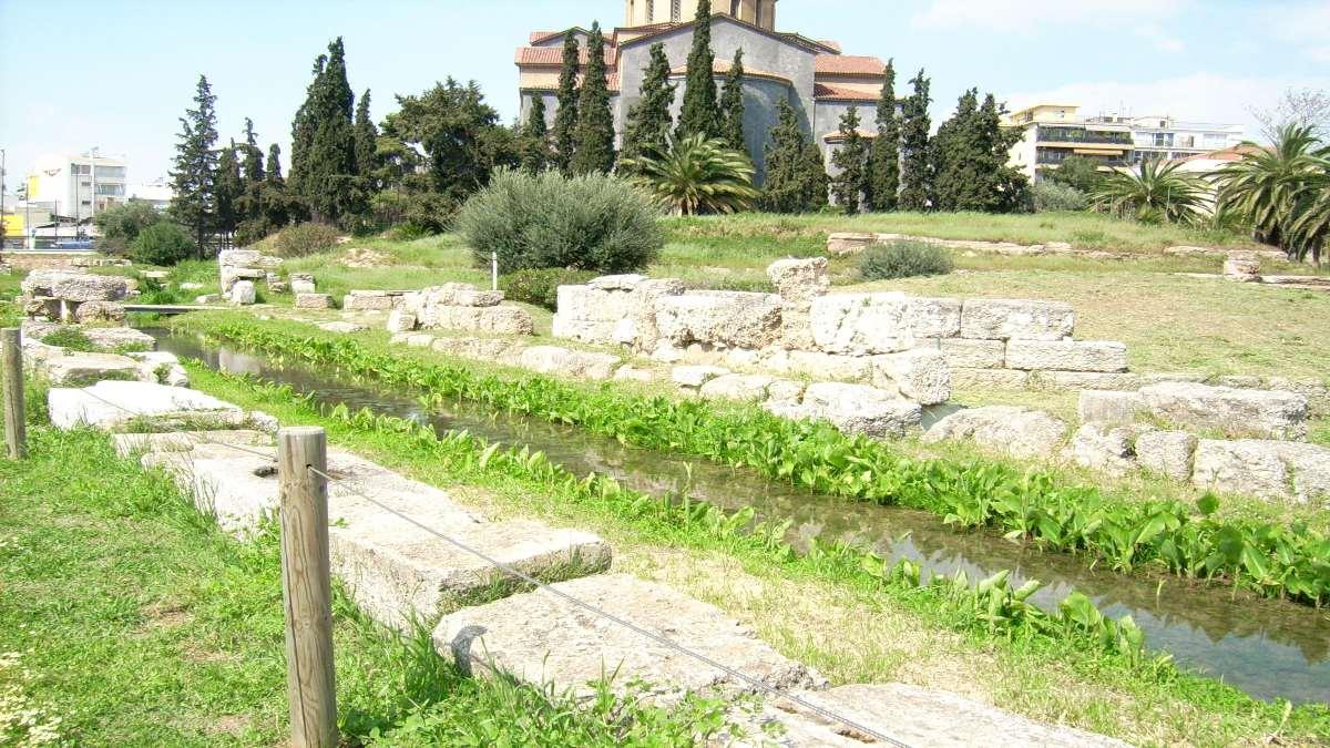 Ηριδανός ποταμός Αθήνα