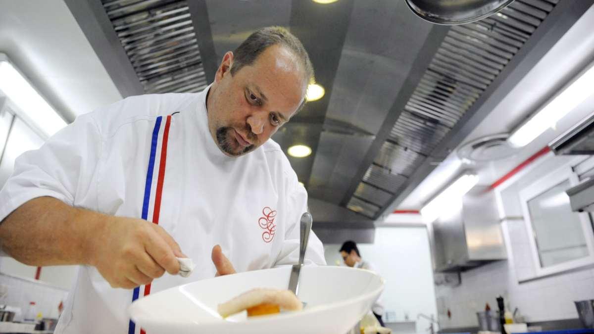 Auberge du Vieux Puits καλύτερο εστιατόριο 2020 σεφ