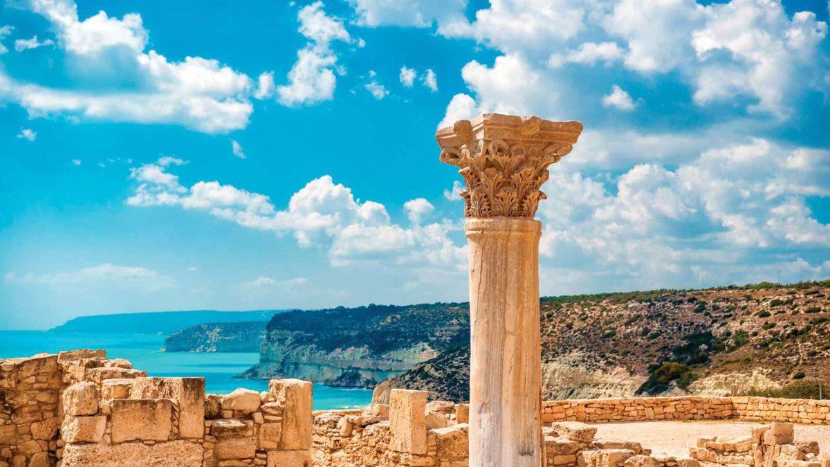 Κύπρος αρχαίο μνημείο