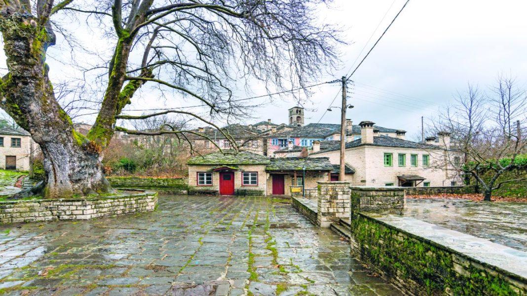 5 γραφικά χωριά της Ελλάδας Δίλοφο
