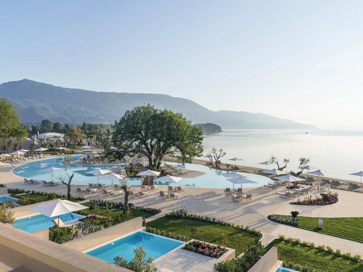 Εξωτερικός χώρος Ikos Dassia Hotel