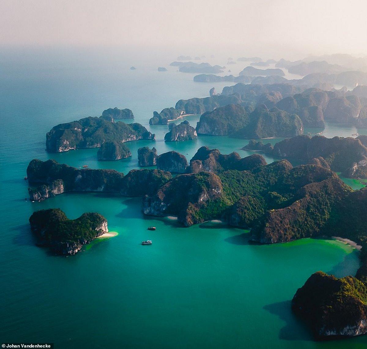 Lan Ha Bay, Βιετνάμ