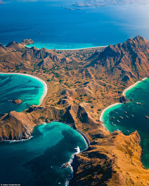 Komodo, αρχιπέλαγος