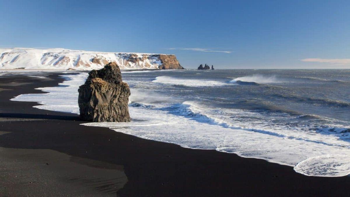 Reynisfjara Beach Ισλανδία