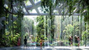 Ντουμπάι: 5άστερο ξενοδοχείο με δικό του τροπικό δάσος! To μοναδικό στον κόσμο!