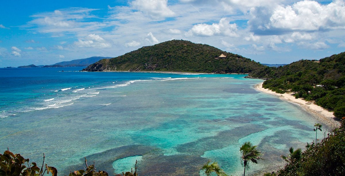 Scrub Island, Βρετανικές Παρθένοι Νήσοι
