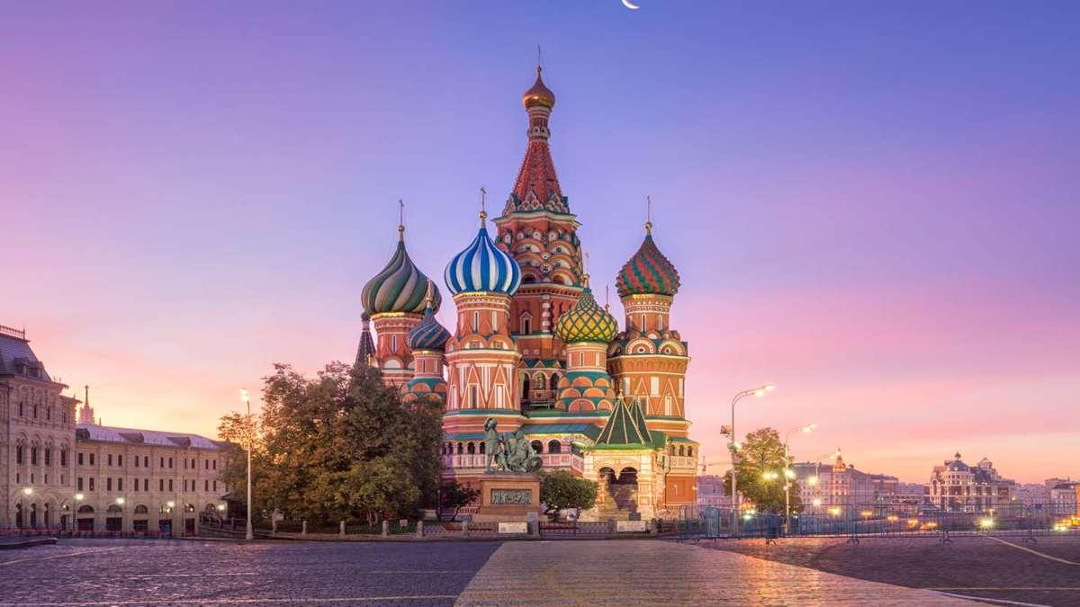 καθεδρικός ναός St.Basil Μόσχα