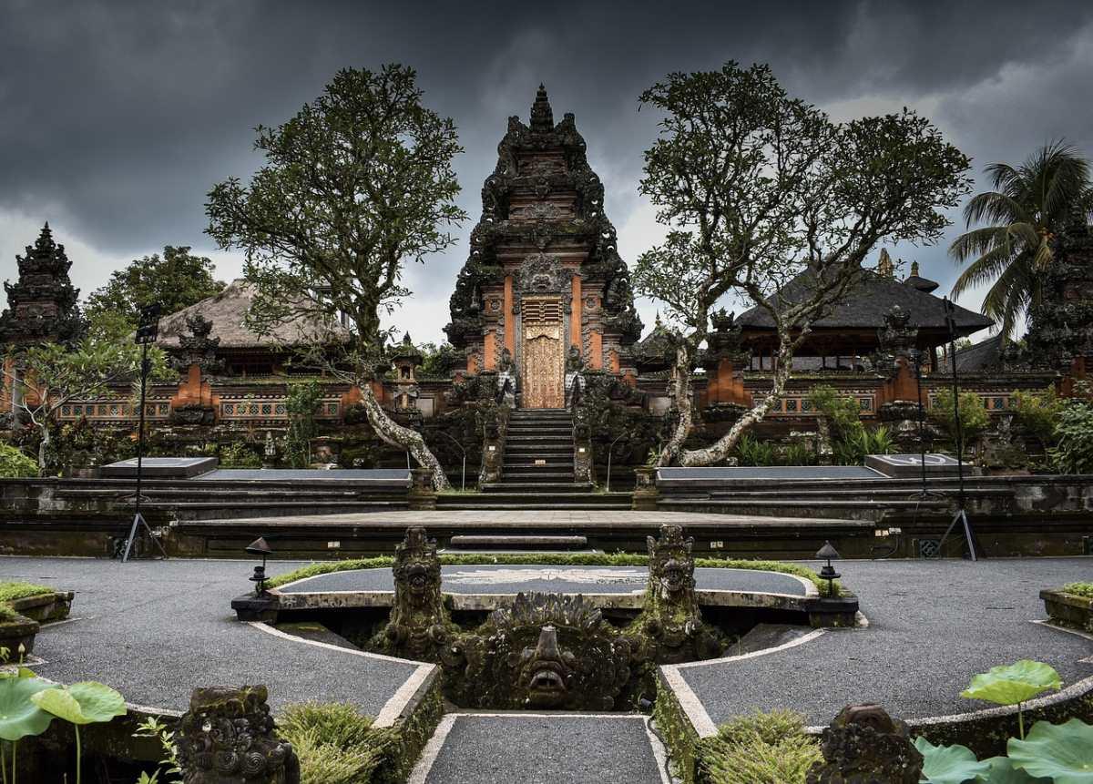 Ubud, Ινδονησία