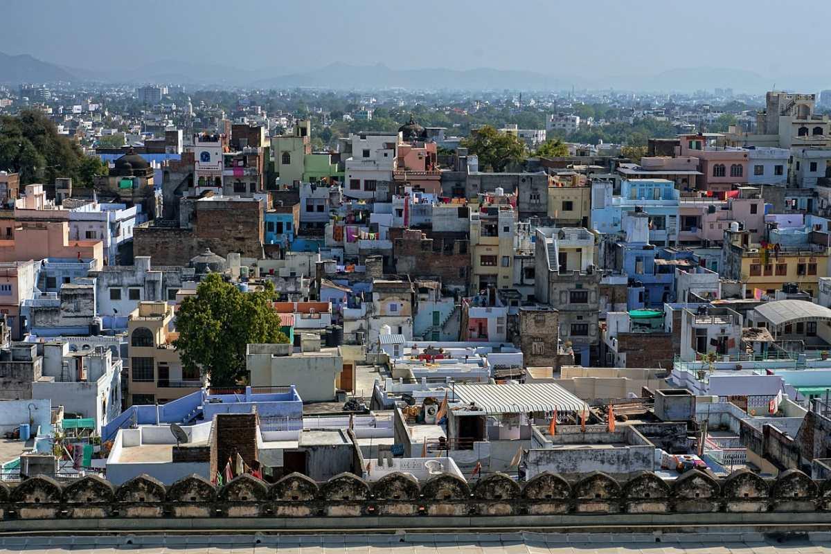 Udaipur, Ινδία