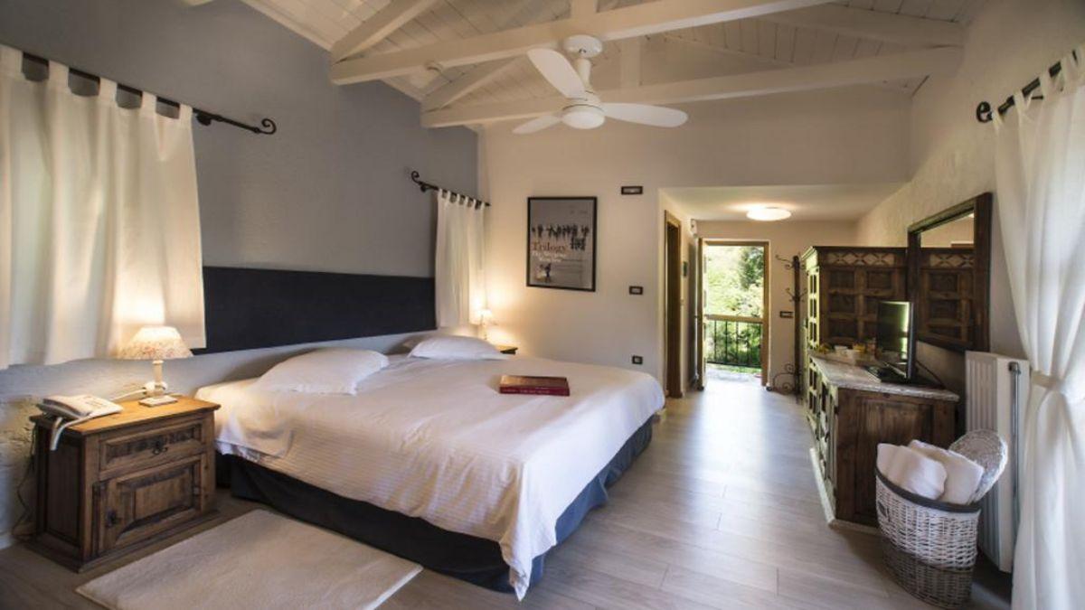 Abeliona Retreat δωμάτιο