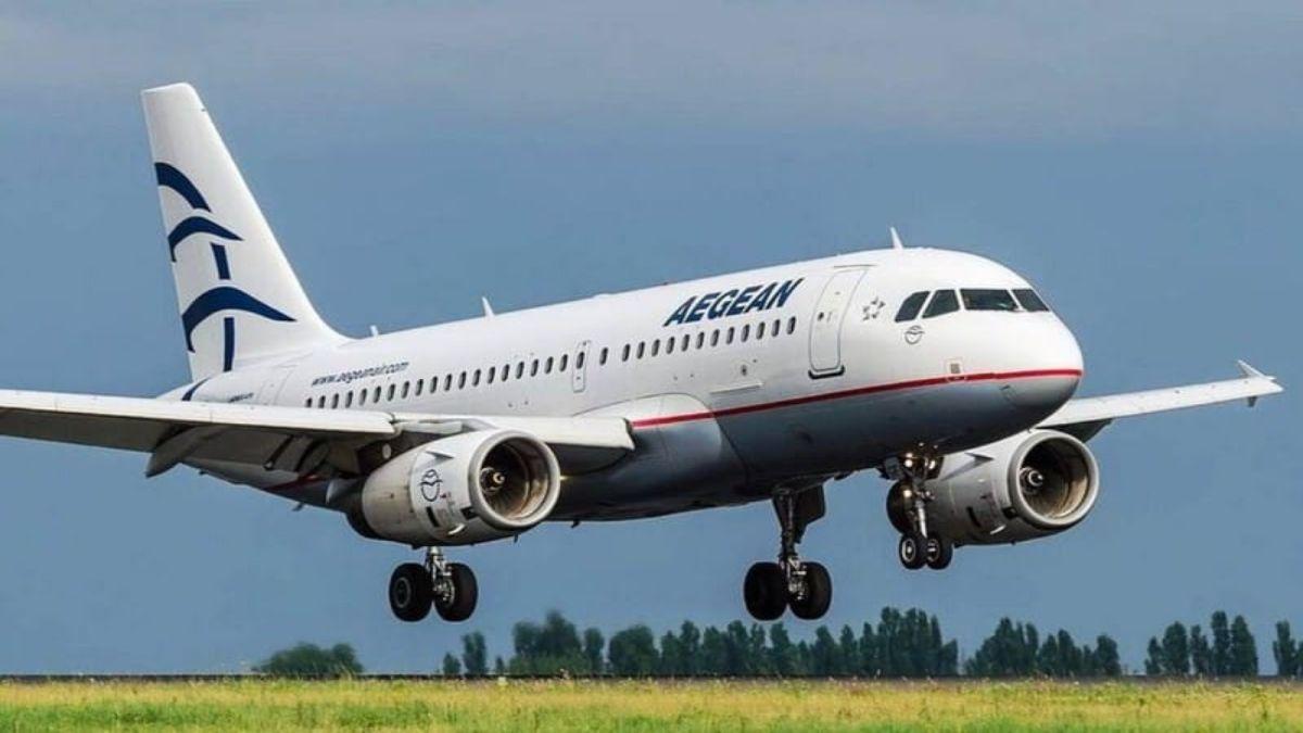 αεροπλάνο aegean προσφορές