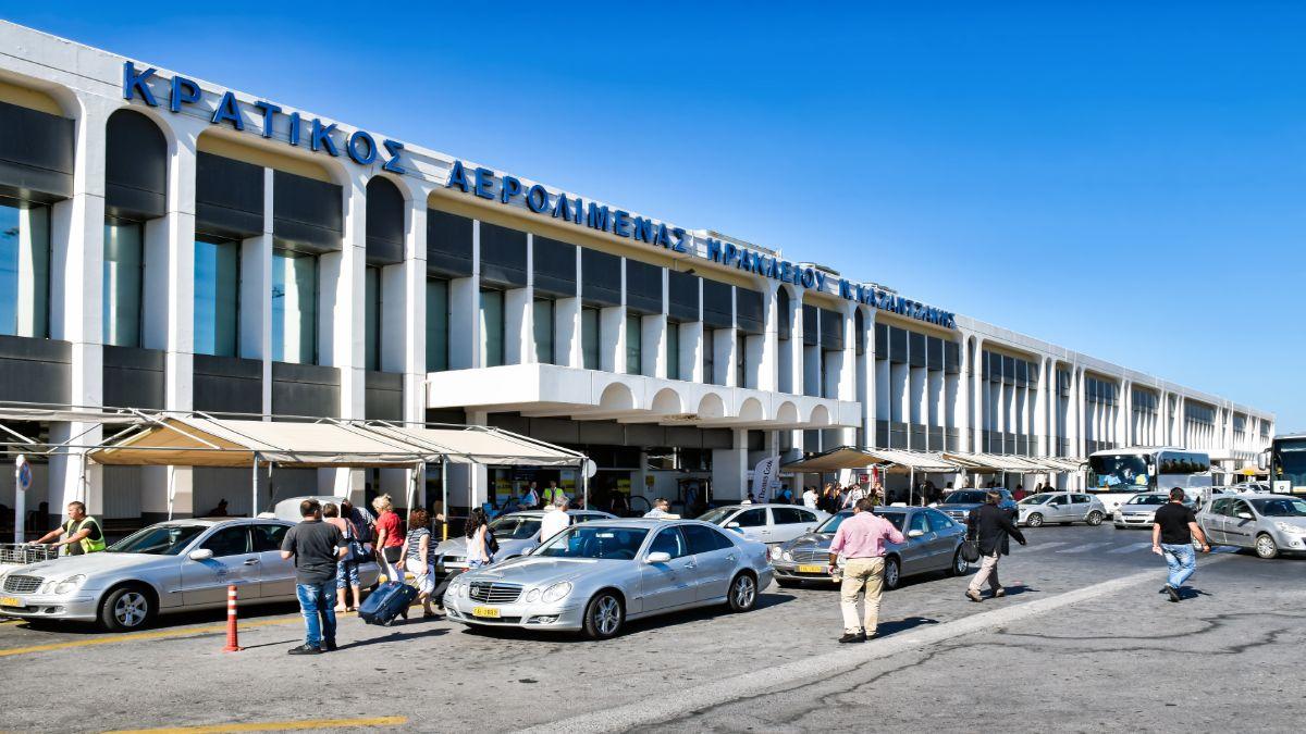 Αεροδρομιο Ηρακλείου