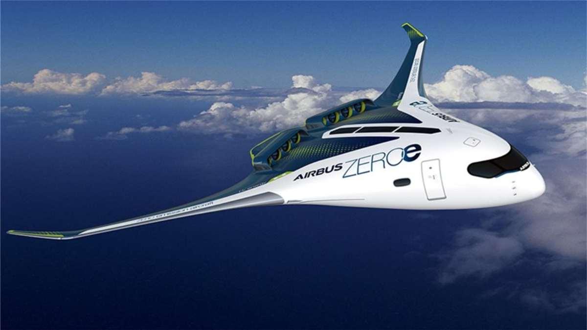 airbus ελιγμός αέρα πτήση