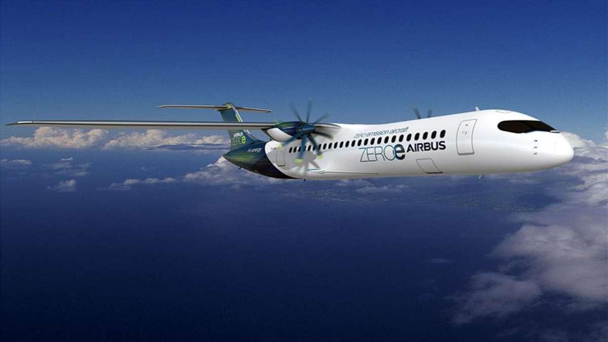 airbus αέρας πτήση