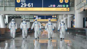 Η πρώτη διεθνής πτήση προσγειώθηκε στο αεροδρόμιο της Ουχάν μετά από 9 μήνες!