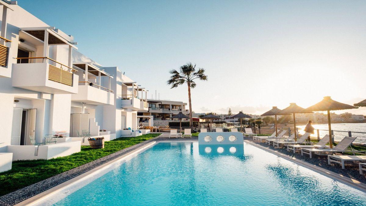 Ξενοδοχείο Ammos, Χανιά, Κρήτη