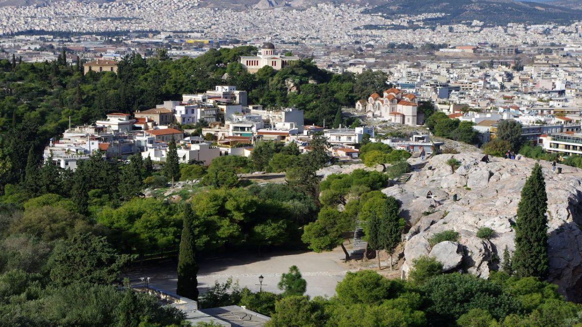 Άρειος Πάγος Αθήνα