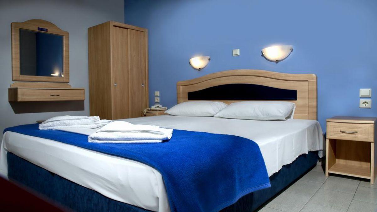 Hotel Argo δωμάτιο