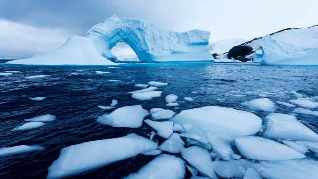 Λιώσιμο παγετώνων Γροιλανδία
