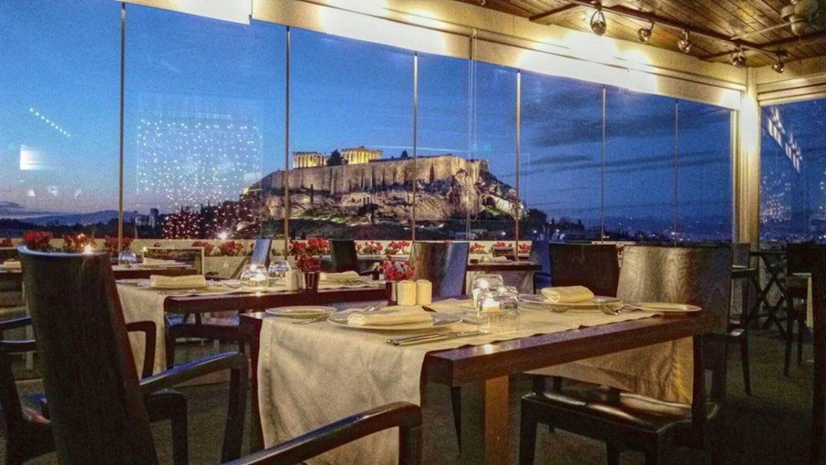 Ταράτσα Athens Gate