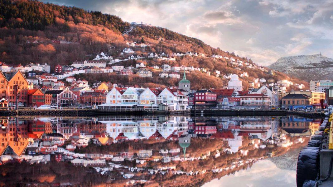 Μπέργκεν Νορβηγία